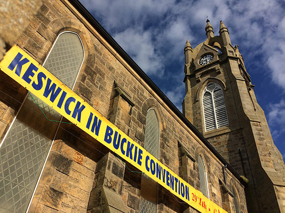 Keswick in Buckie Convention - Christian Church Conference DVD and Video Recording / Filming Services