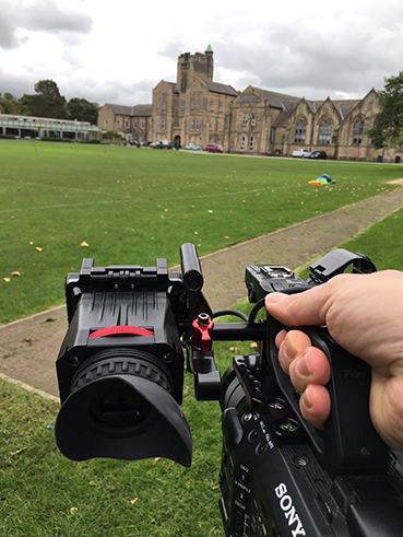 Ripley St. Thomas Lancaster Video Filming DVD - Year 7 first day
