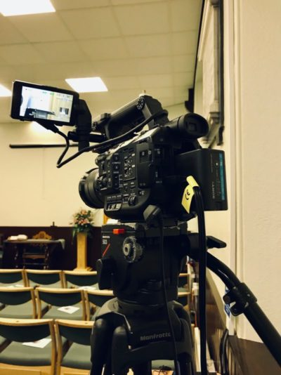 Funeral Filming & video services in Lancashire and Cumbria