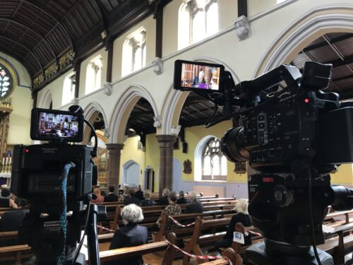 Funeral Filming Service Live Streaming Carlisle Cumbria