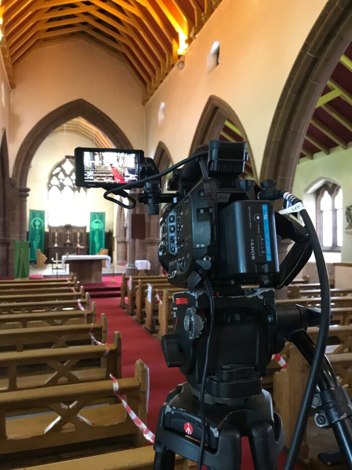 Professional Funeral Filming and Live Streaming, Windes, Liverpool