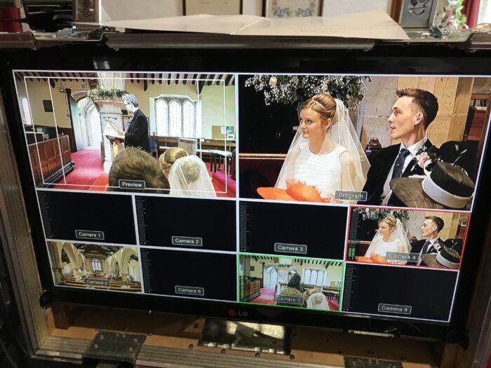Wedding Ceremony Live Streaming Cumbria