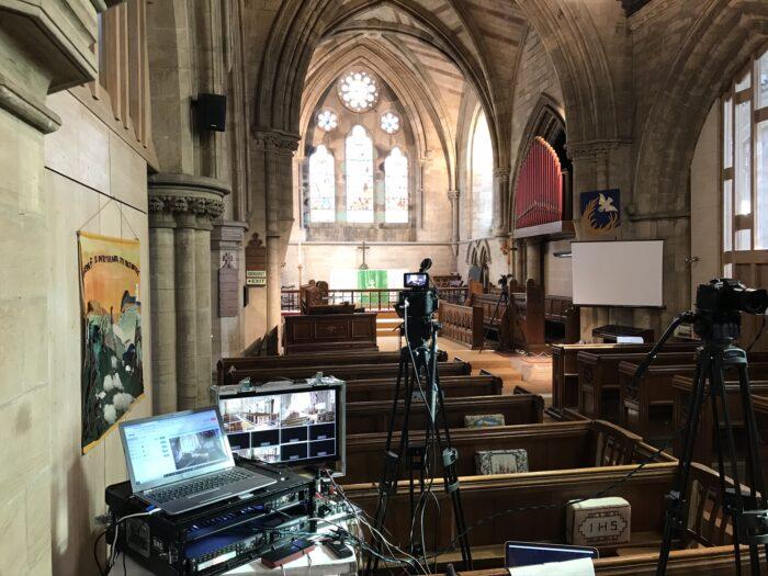 Wedding Live Streaming in Cumbria, Lancashire, North Yorkshire