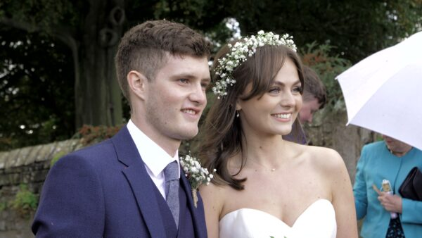 Wedding Live Streaming near Ingleton in North Yorkshire Marriage