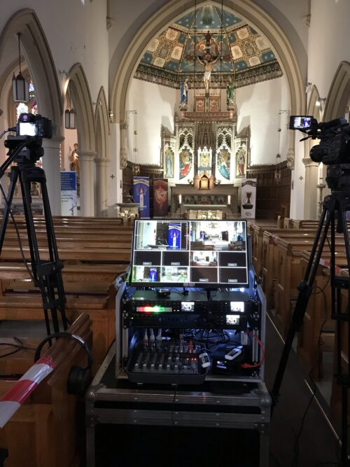 Funeral Filming & Live Streaming Webcasting in Lancashire, Cumbria, Merseyside, Greater Manchester
