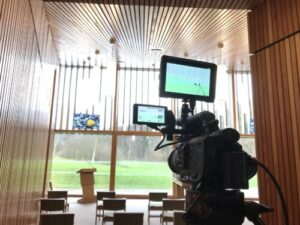 Funeral Filming Live Streaming at GreenAcres Cemetry Rainford St. Helens Merseyside