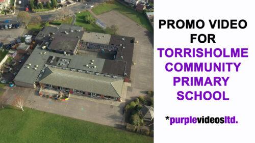 Virtual Tour Promotional Video for Open EvTorrisholme Community Primary School Morecambe Lancashire