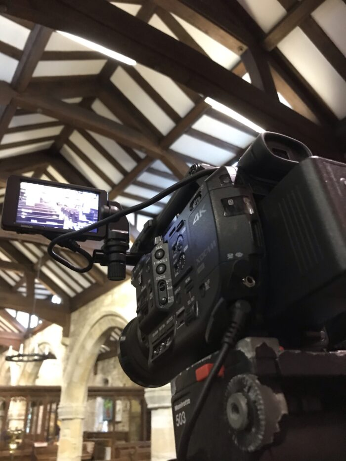 Funeral filming and Videography at Woodplumpton, Preston in Lancashire