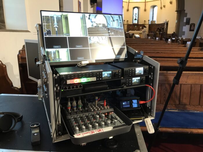 Funeral Filming - Webcasting - Live Streaming in Burnley, Lancashire