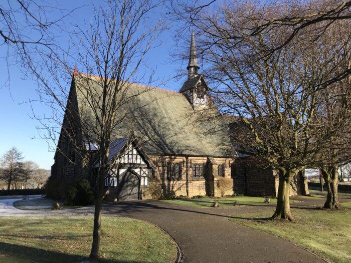 Professional Funeral Live Streaming Webcasting Filming in Salesbury, Blackburn, Lancashire