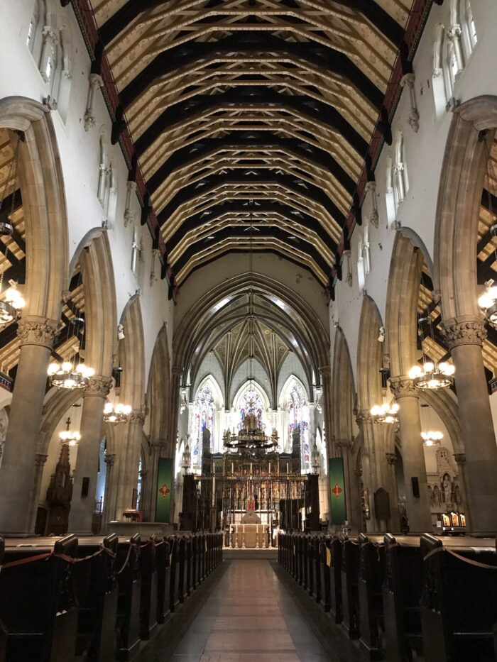 Lancaster Cathedral Live Streaming Webcasting Funerals