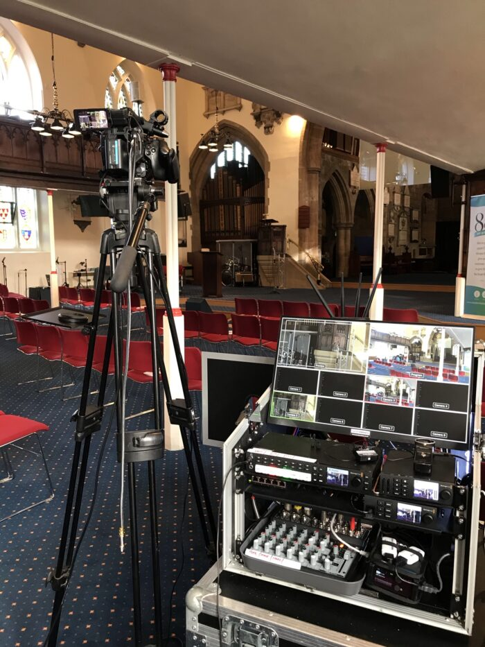 Funeral Webcasting in Leyland, Lancashire - Professional webcasting in North West England