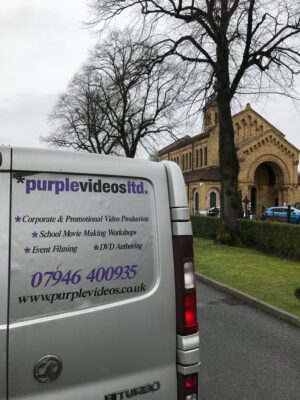 Live Streaming Webcasting Funeral Cremation at The Manchester Crematorium