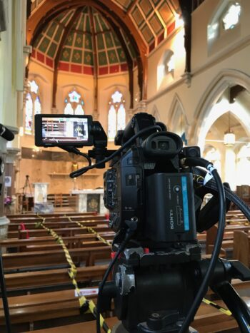 Funeral Webcasting Manchester Church in Rusholme