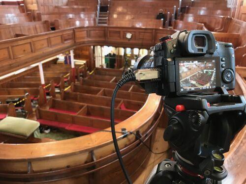 Church Funeral Internet Online Webcast in Kirkby Stephen, Cumbria