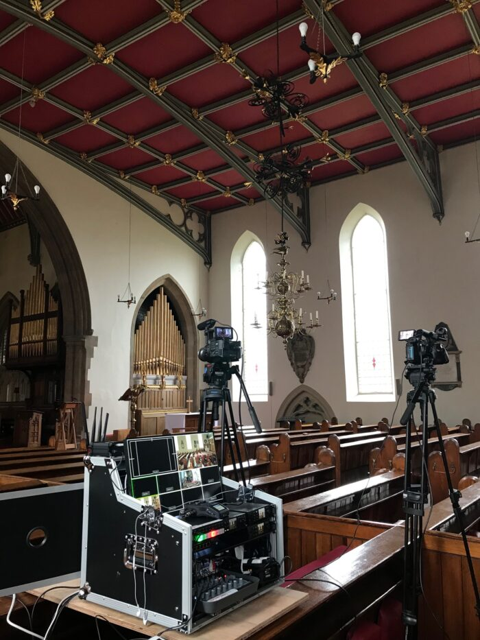 Kirkham Funeral Live Streaming Webcast Lancashire