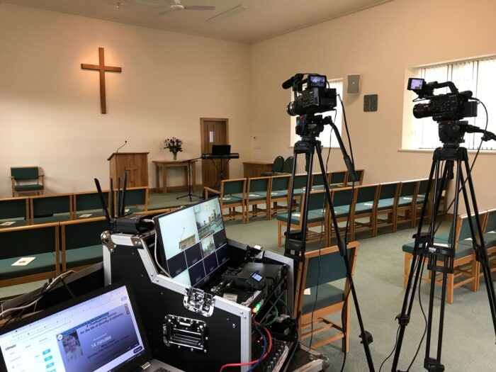 Professional Funeral Filming and Live Streaming in Wray, North Lancashire Webcast