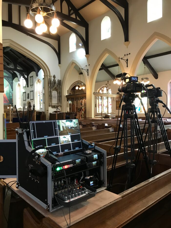 Professional Funeral Webcasting and Live Streaming Lytham, Blackpool