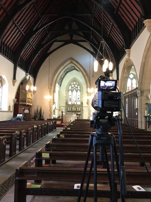 Funeral Live Streaming, Christ Church, Lancaster, Lancashire