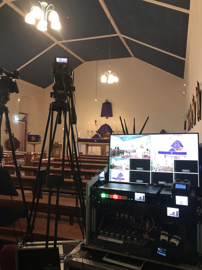 Funeral Live Streaming Kirkby Lonsdale Catholic Church