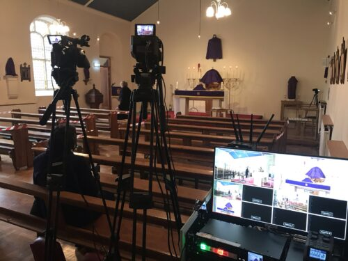Funeral Webcast Live Streaming Kirkby Lonsdale Catholic Church