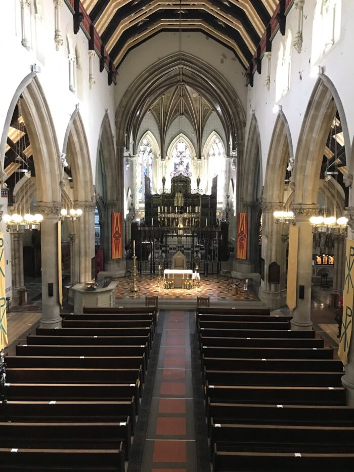 Holy Week Lancaster Catherdral Service - Live Streaming Lancashire