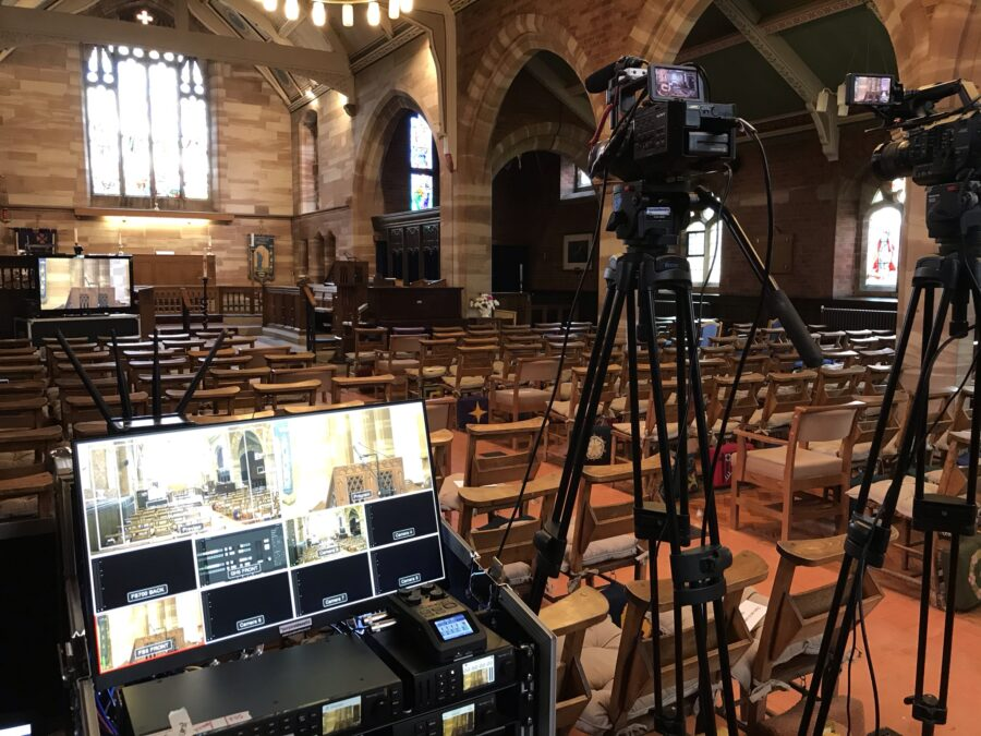 Professional Live Streaming - Conference Webcasting