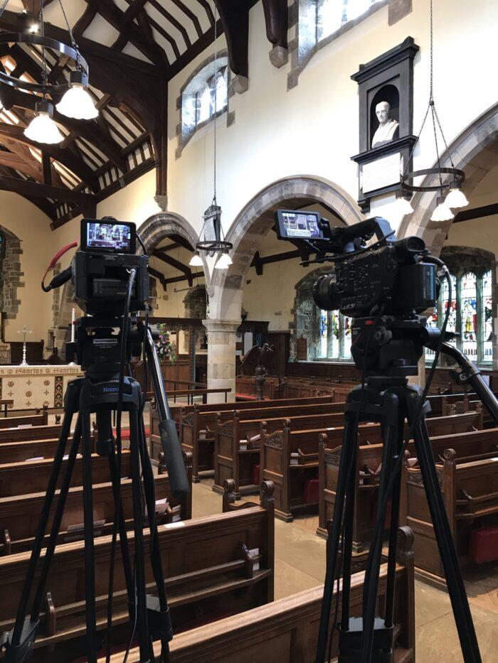 Funeral Live Streaming Webcast Sedbergh, Cumbria