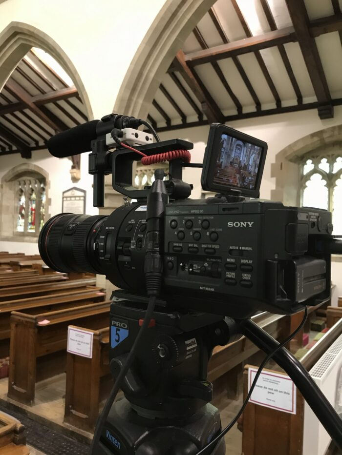 Funeral Live Streaming Webcasting Brookhouse, Caton, Lancashire