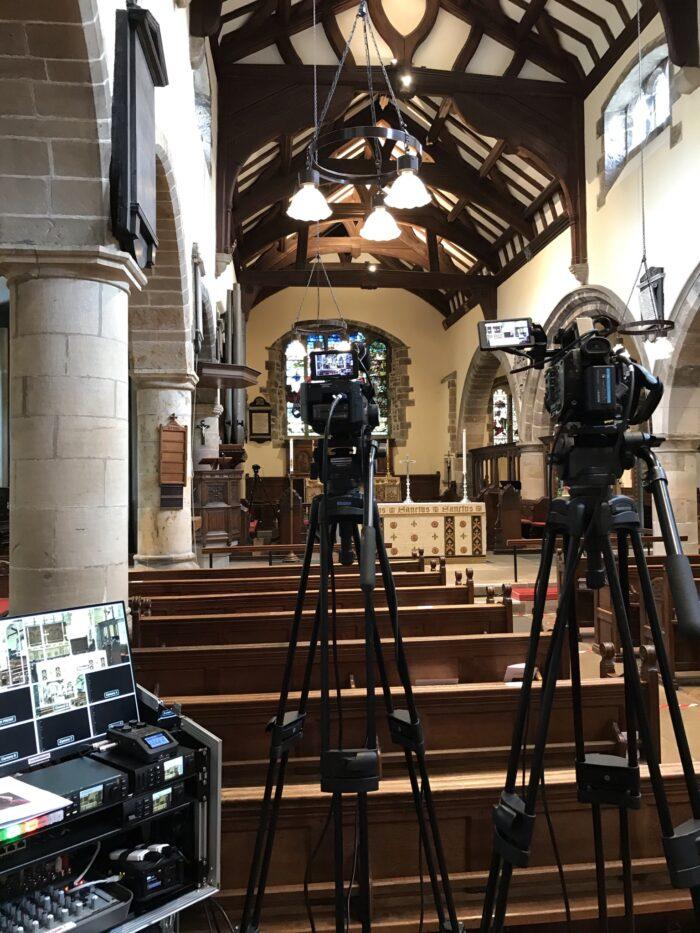 Funeral Live Streaming Webcasting Sedbergh, Cumbria