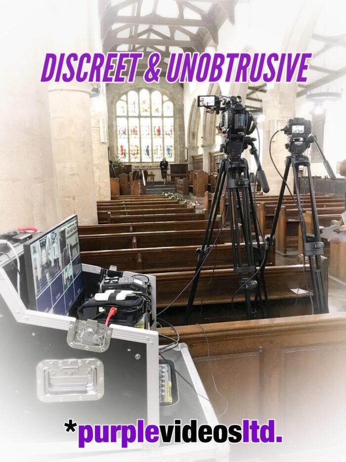 Funeral Live Streaming Webcasting Lancashire & Cumbria - Discreet & Unobtrusive